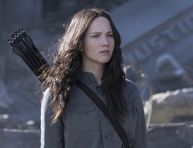 Jennifer Lawrence has some bad news about the alleged 'Hunger Games' prequel