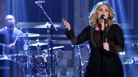 Adele's Radio City music show is now online. Of course we're watching.
