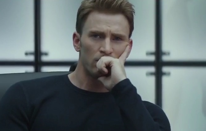 All the thoughts we had while watching the new 'Captain America' trailer