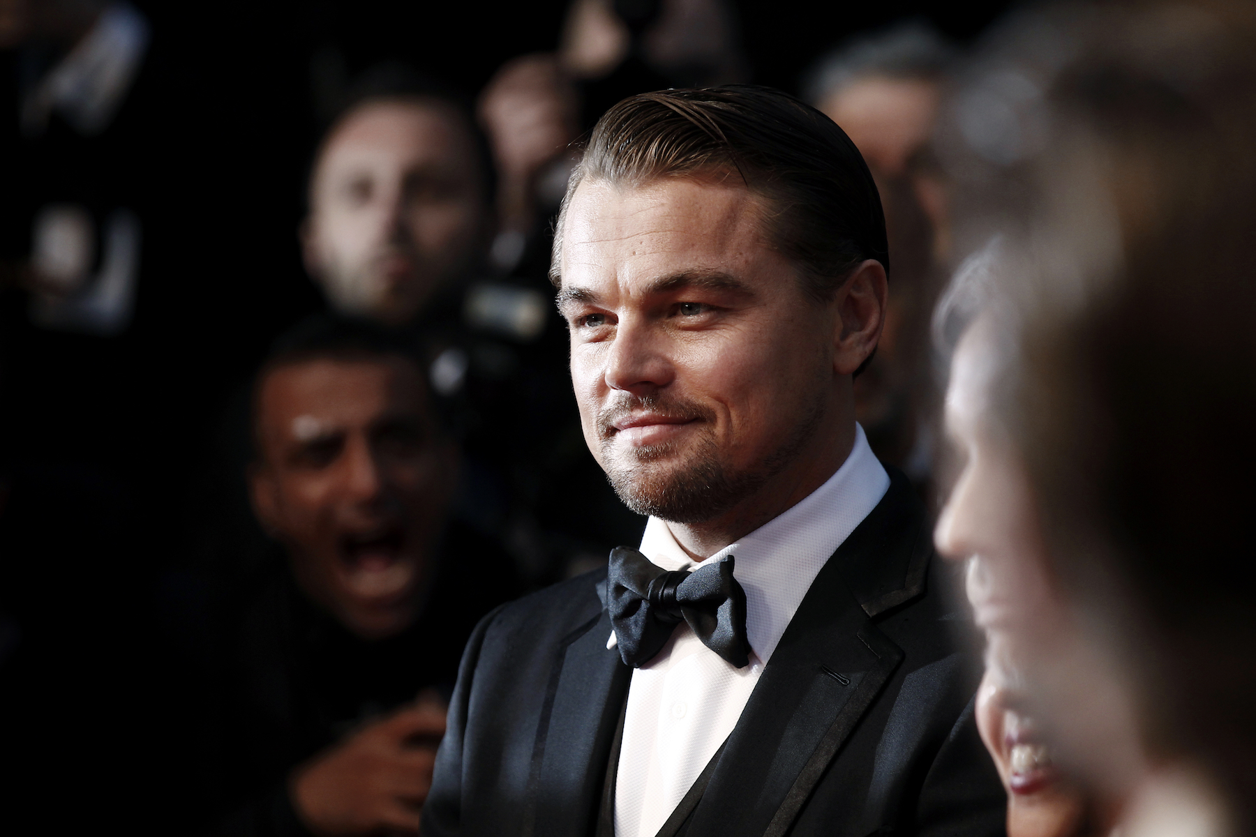Leonardo DiCaprio talks about all the times (yes, multiple) he's almost died
