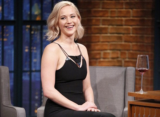 That time Jennifer Lawrence almost asked out this former SNL star