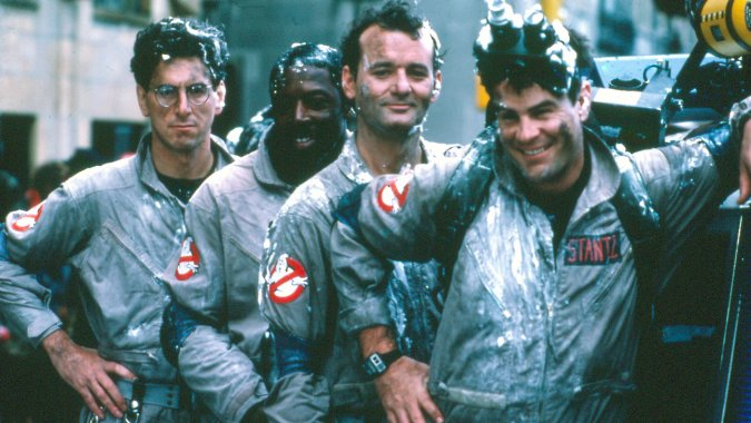 'Ghostbusters' just got a great, big, national honor