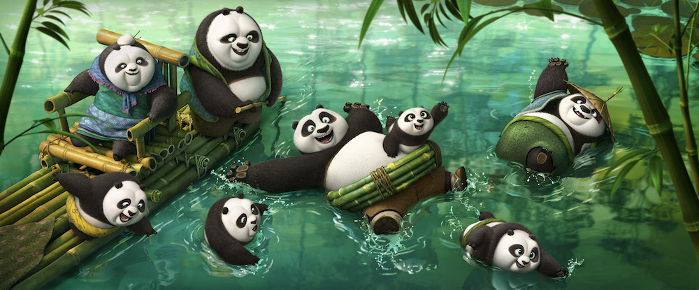 'Kung Fu Panda 3' is already our new favorite movie