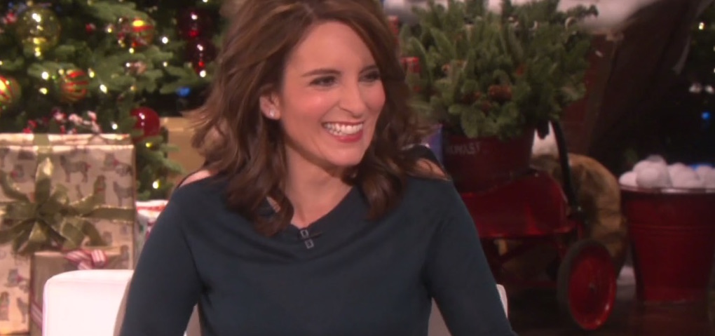 What Tina Fey's brilliantly naughty daughter can expect for Christmas