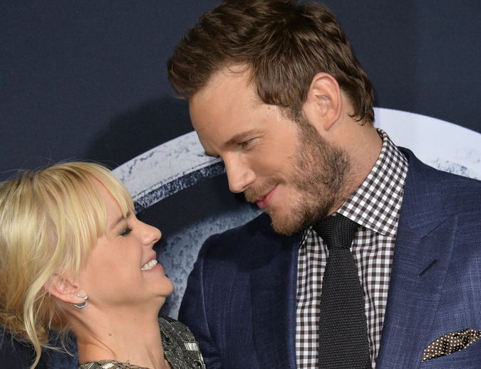 According to Anna Faris, Chris Pratt is the best gift-giver ever