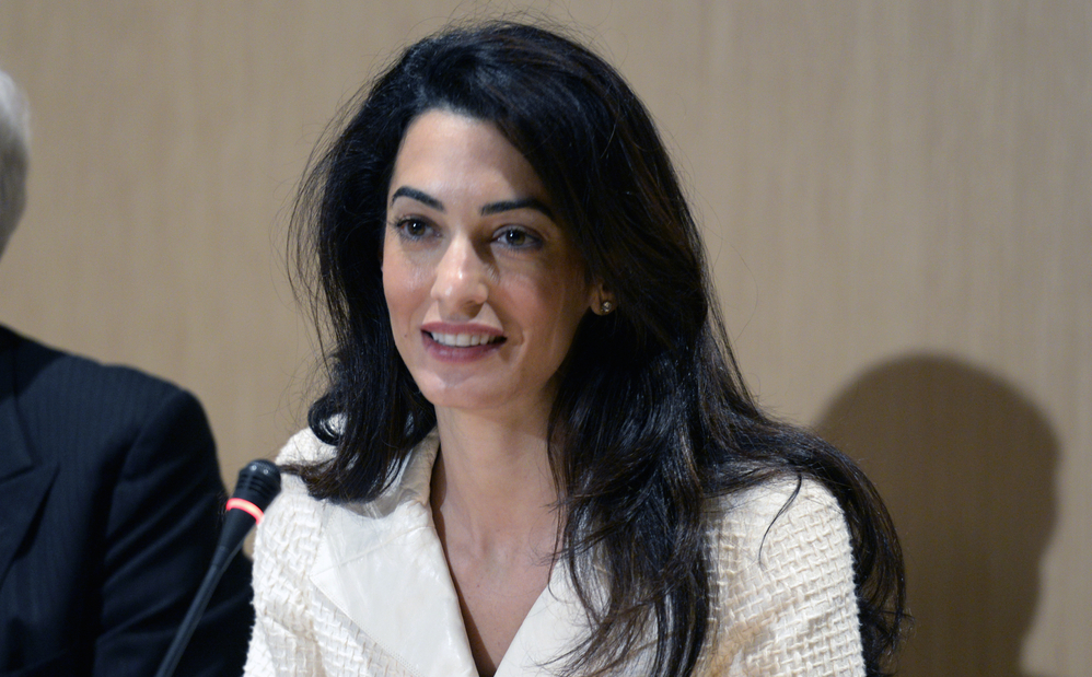 Amal Clooney just launched an education scholarship for young Lebanese women