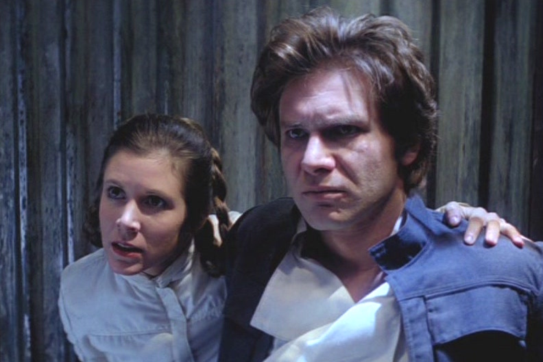 The 'Star Wars' trilogy just got a star-studded bad lip reading