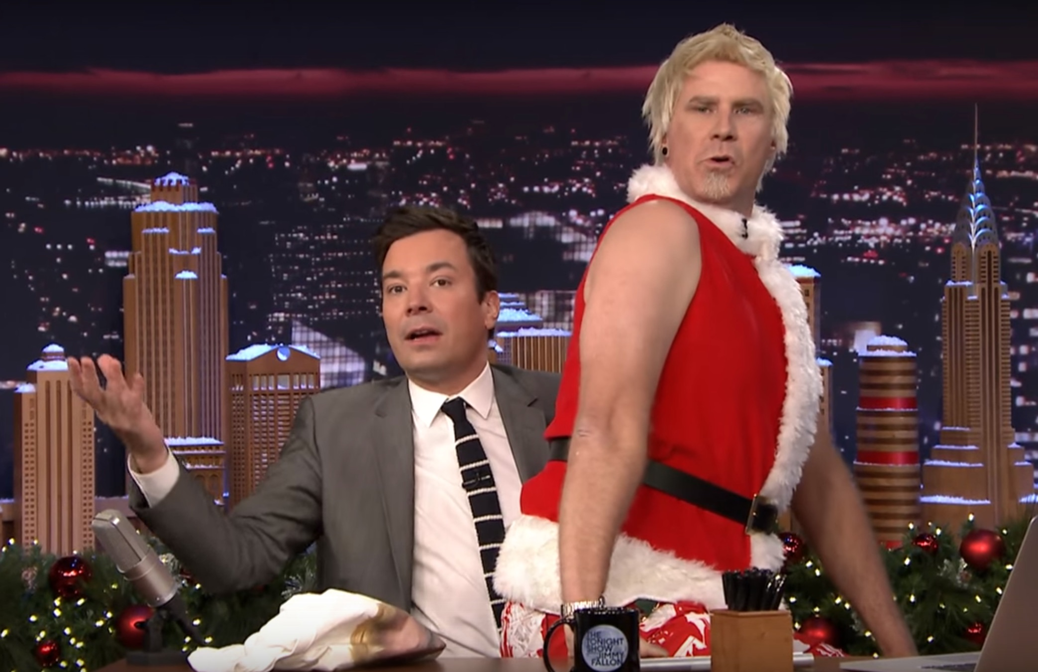 Will Ferrell is the new Santa Claus and he's making so many hilarious changes