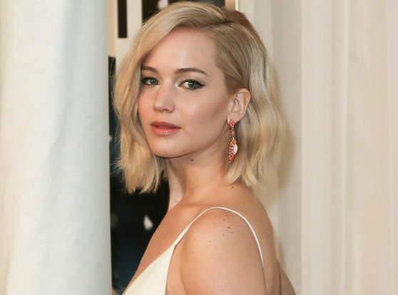 Jennifer Lawrence has the best Christmas plans, hands down
