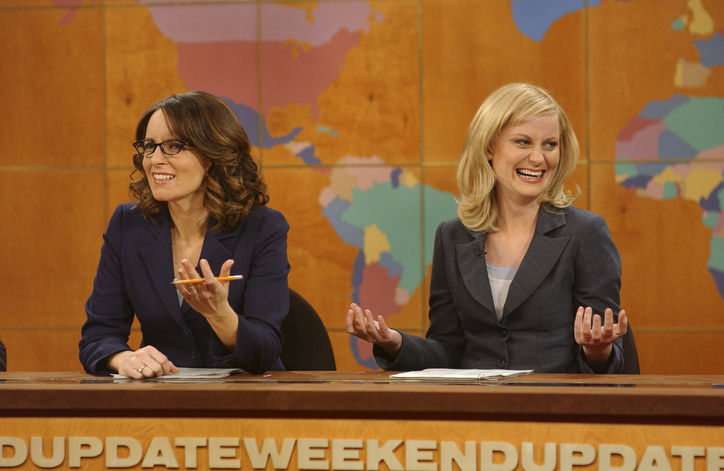 A few classic Amy Poehler-Tina Fey moments that never fail to crack us up