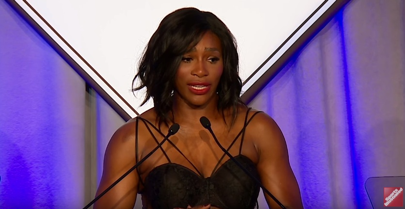 Serena Williams reciting Maya Angelou is the perfect response to her Sports Illustrated critics