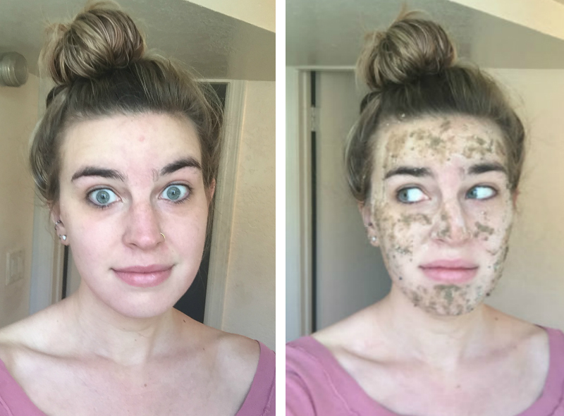 Here's what happens when you use cat litter as a beauty product