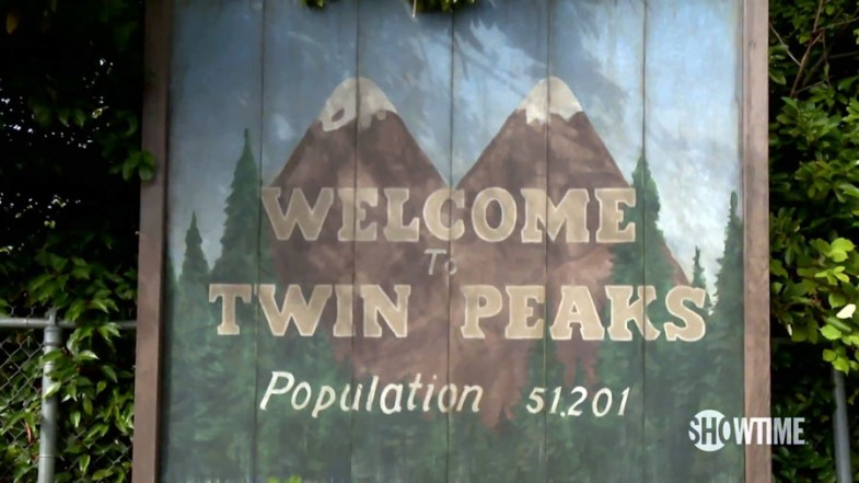 The first real teaser trailer for 'Twin Peaks' is here and it will haunt you