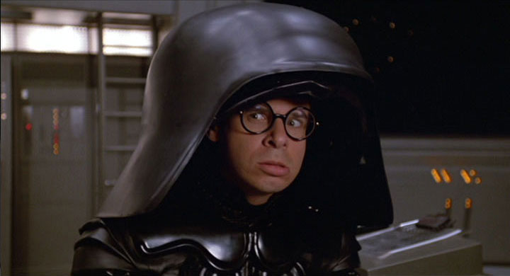 Classic 'Star Wars' parody 'Spaceballs' might be getting a sequel