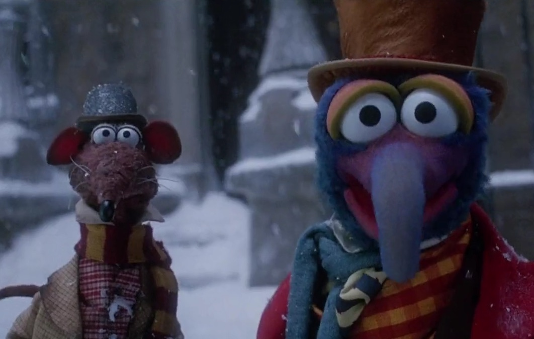The Muppets in 'The Muppet Christmas Carol,' ranked