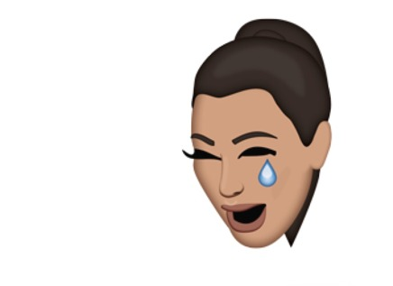 7 of the weirdest KIMOJIs on Kim Kardashian's new emoji app