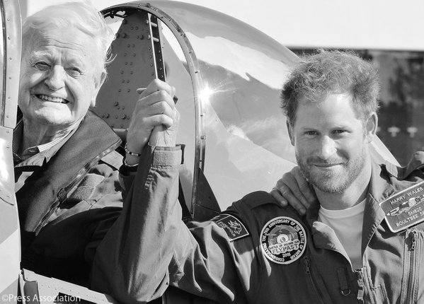 Here's your heartwarming Christmas card from Prince Harry