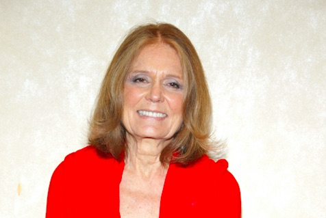 Gloria Steinem just explained why 2015 was a pivotal year for feminism