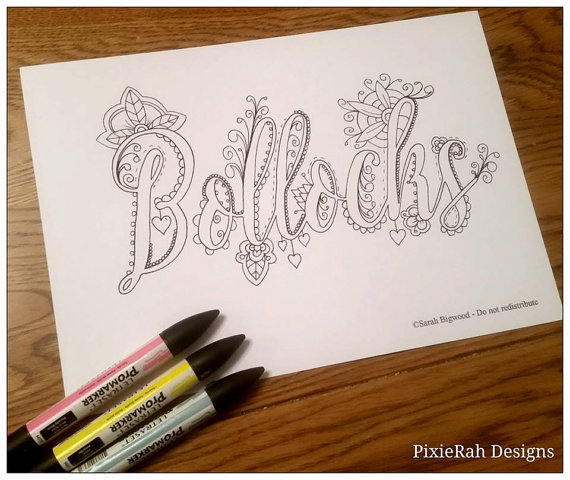 You need this swearing coloring book in your life, because it's effing rad