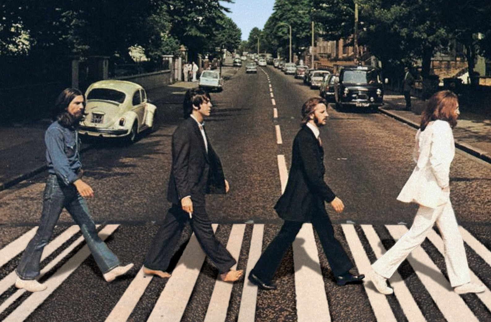 We'll be able to stream Beatles music for the first time ever on Christmas Eve!
