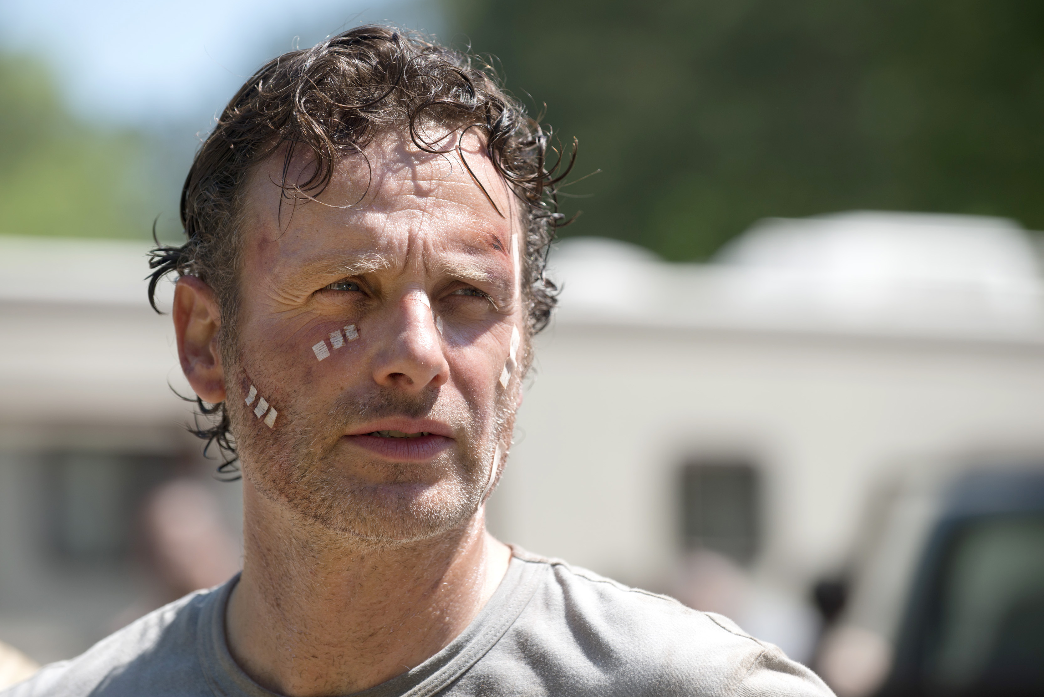 Rick Grimes was almost not the Rick Grimes you know on 'TWD'