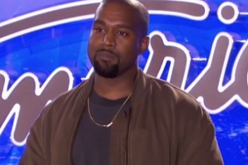 ICYMI: Here's Kanye West's 'American Idol' audition
