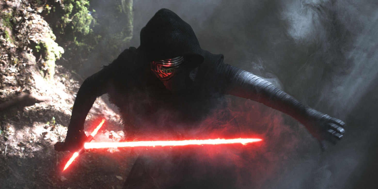 This fan theory makes the case that Kylo Ren is actually NOT evil