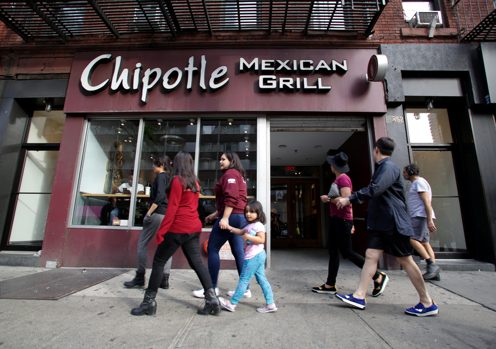 Expect big changes coming to Chipotle