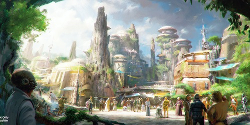 Whoa, these are the attractions Disneyland is closing to make room for Star Wars Land