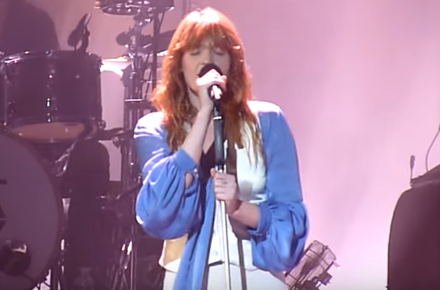 Florence + the Machine covers The Beatles and it's perfect