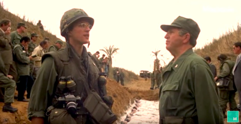This is what it would look like if Wes Anderson directed 'Full Metal Jacket'