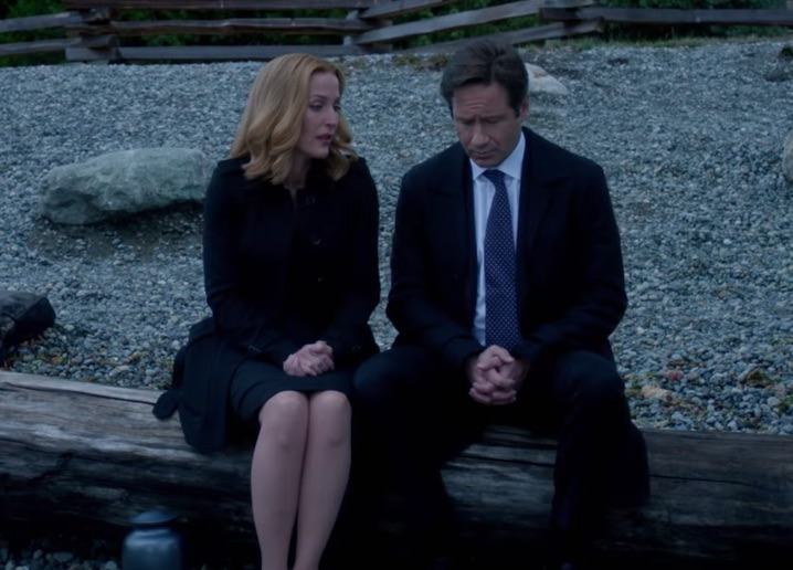 'X-Files' just gave us a 21-minute preview for the reboot because they love us