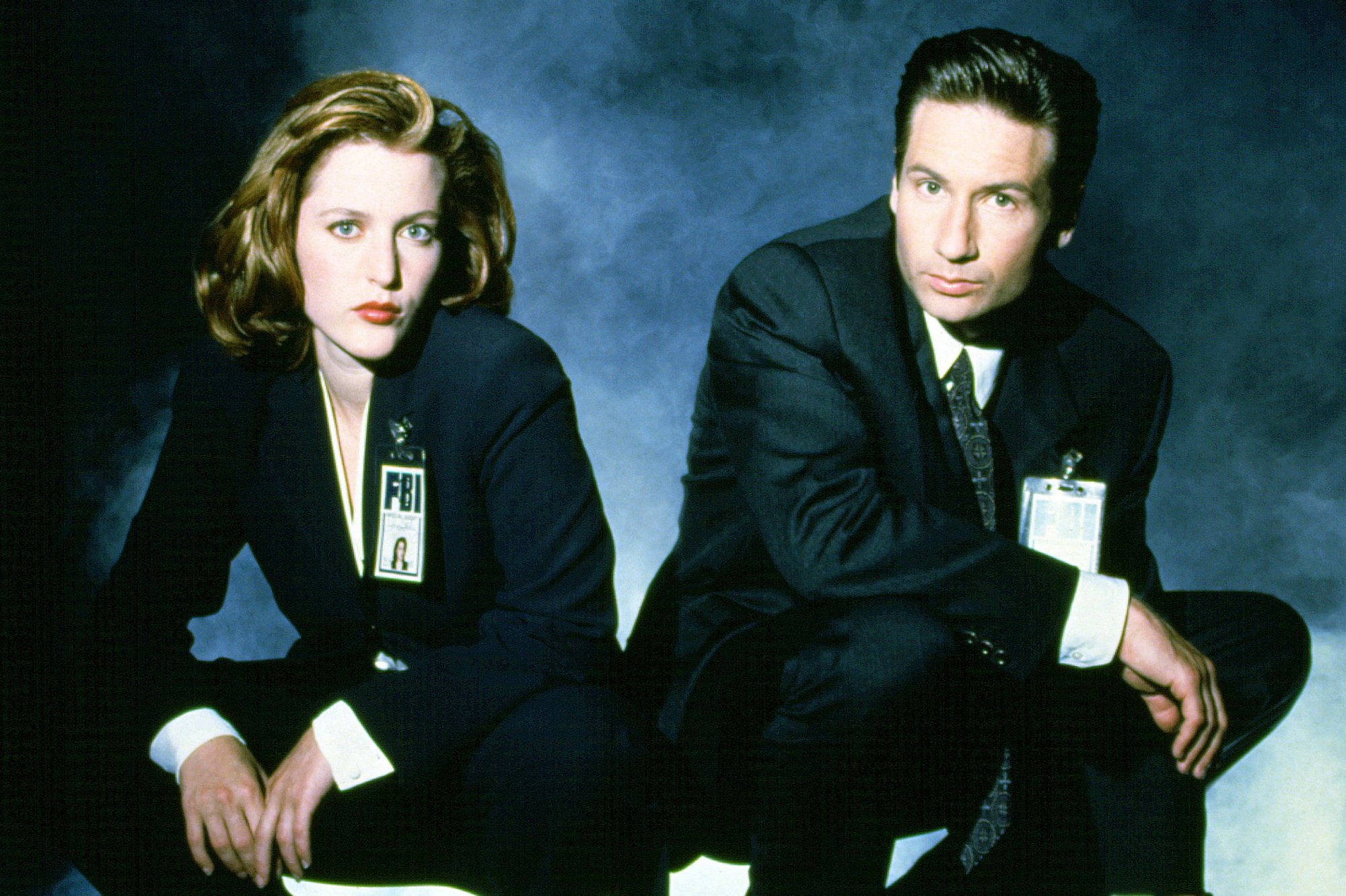 David Duchovny just spilled about Scully and Mulder's relationship in the 'X-Files' reboot