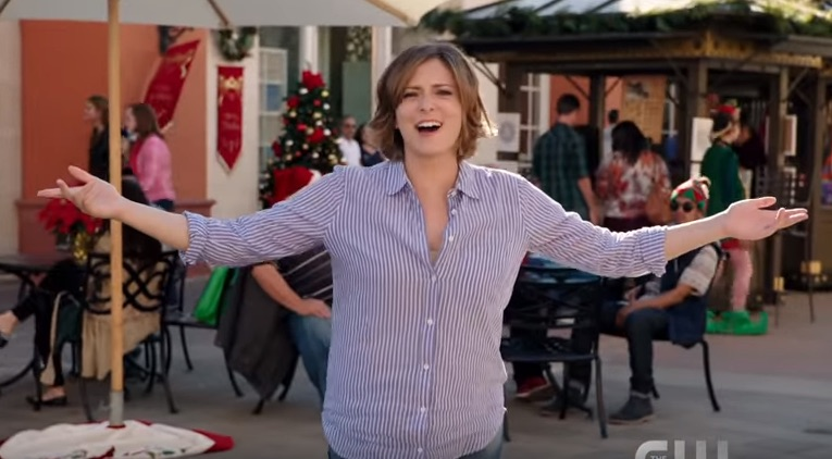 The creator of 'Crazy Ex-Girlfriend' just reinvented the New Year's Song