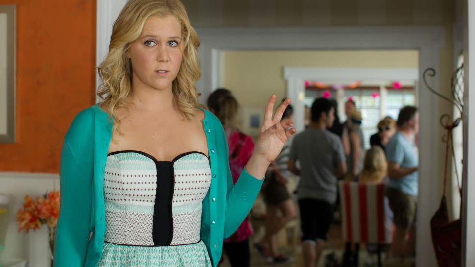 Amy Schumer says she made one mistake when writing 'Trainwreck'