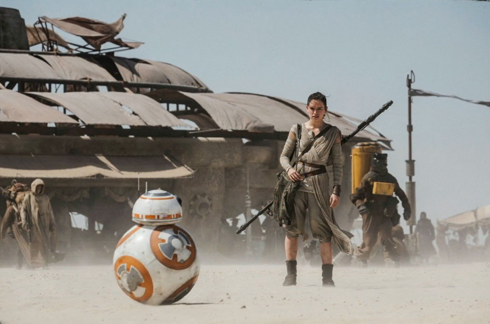 How the fashion world is going to steal from 'Force Awakens' in 2016
