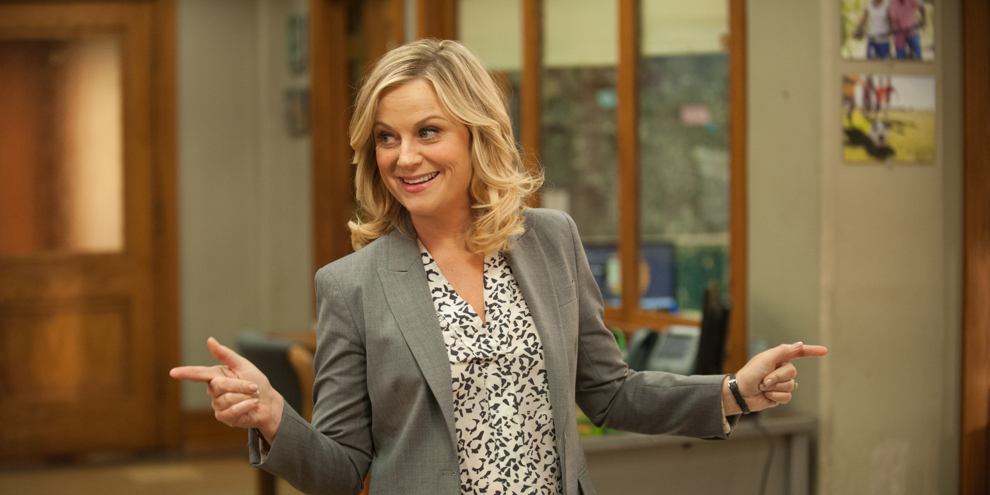 Everything I need to know, I learned from Leslie Knope