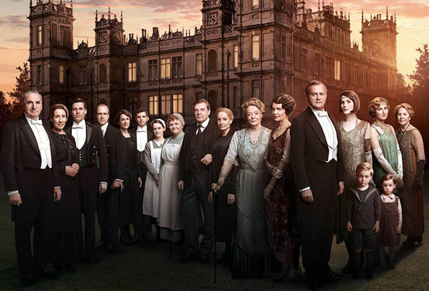 An extremely compelling theory re: why we're all so obsessed with 'Downton Abbey'