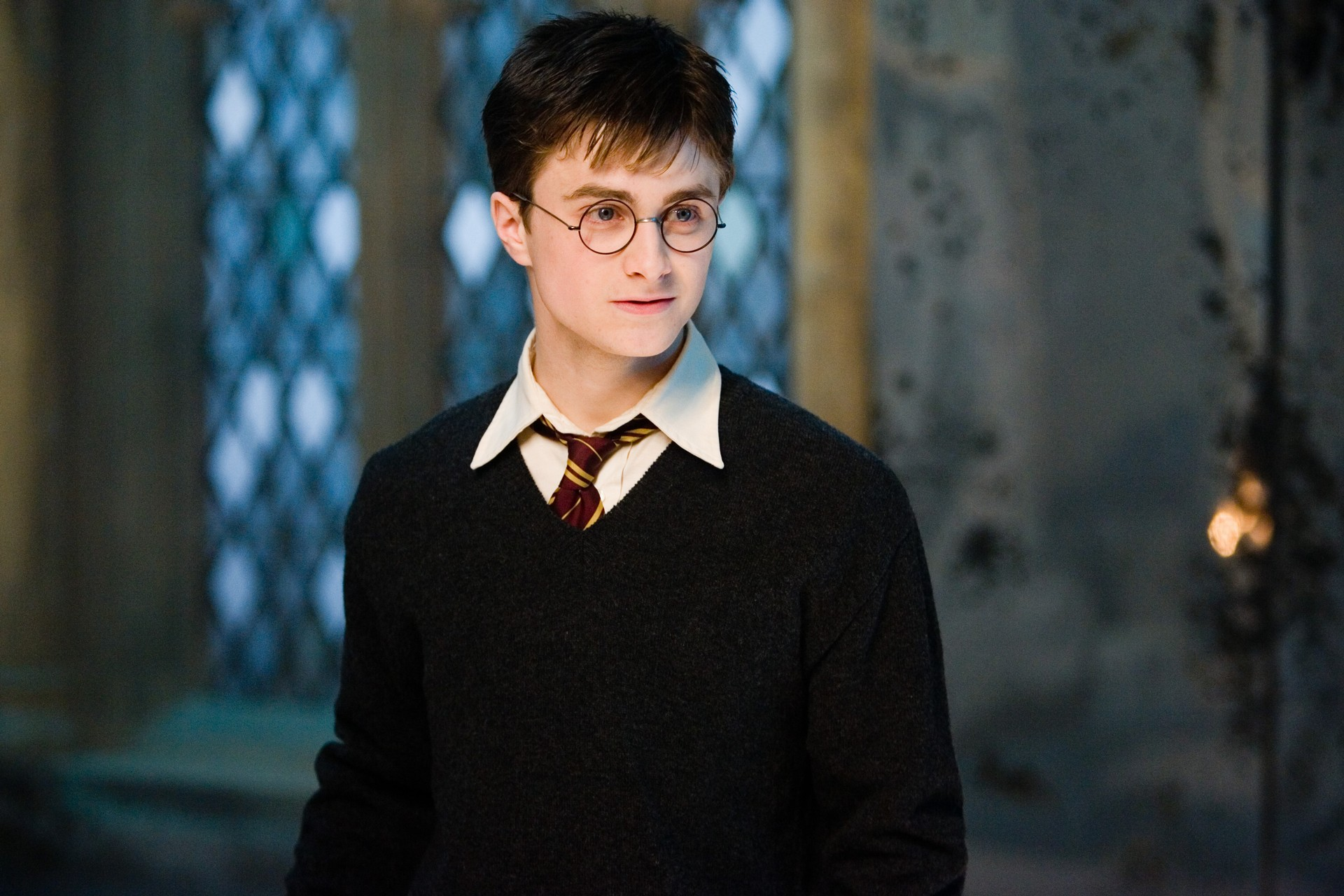 This Tumblr user just reimagined Harry Potter as a squib