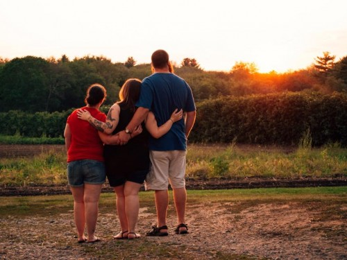 What it's like when your polyamorous love life goes viral