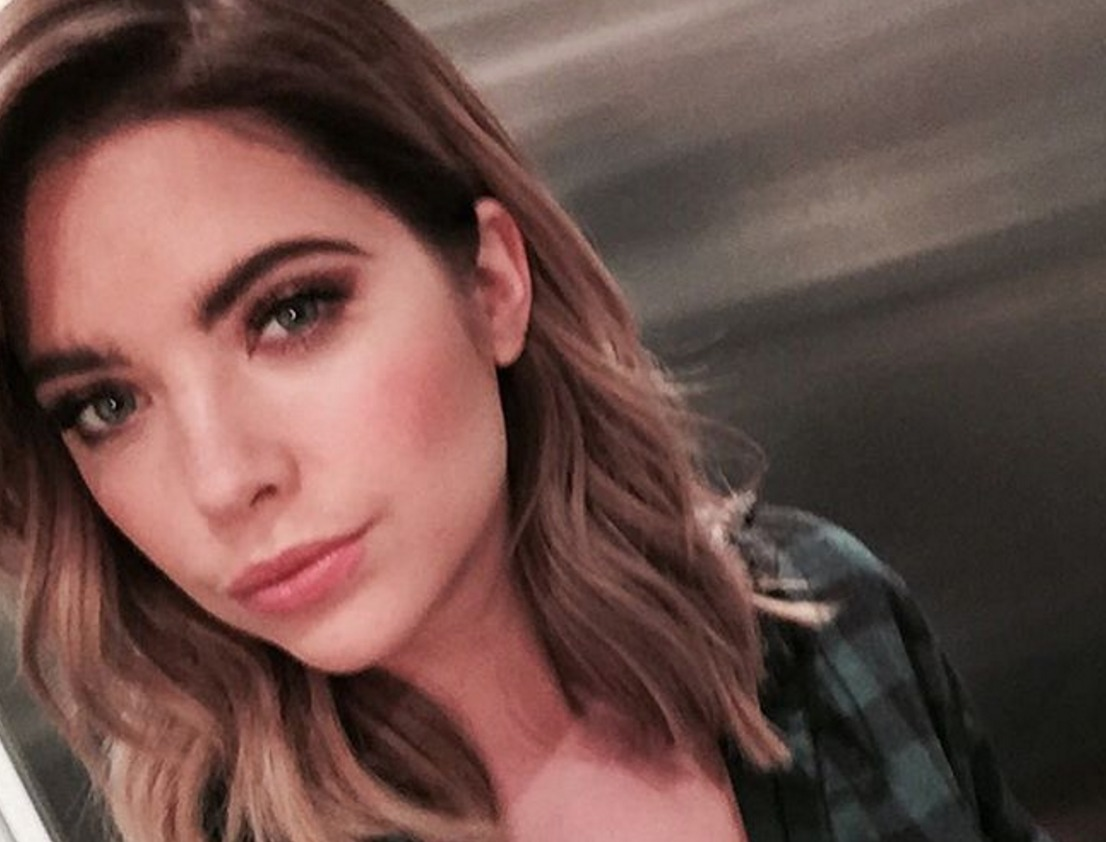 """Ashley Benson was told she was """"too fat"""" for a role. Her response is perfect."""