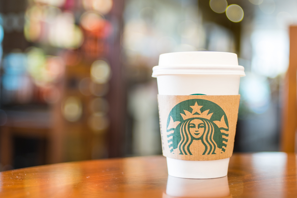 Starbucks just introduced their newest drink. Could we BE any more excited?