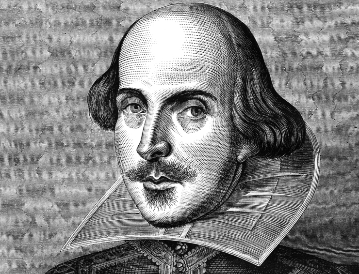 Historic literary moment! The first collection of Shakespeare's plays is going on a 50-state tour