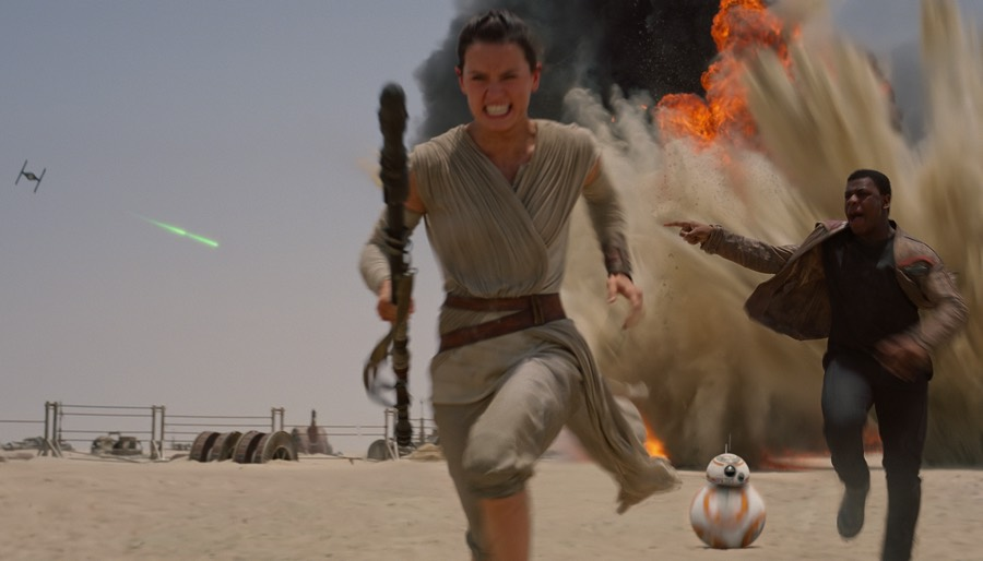 'Star Wars' is one step closer to breaking an incredible record