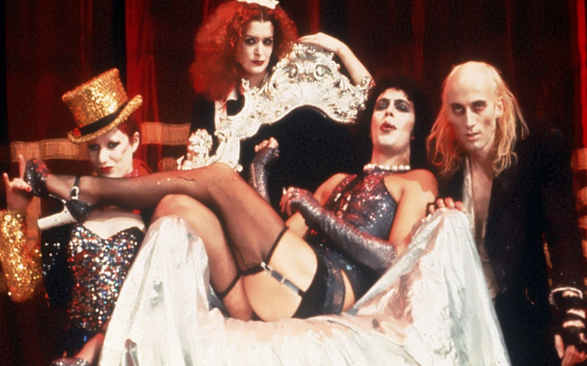 We now know who's starring in the new 'Rocky Horror Picture Show'