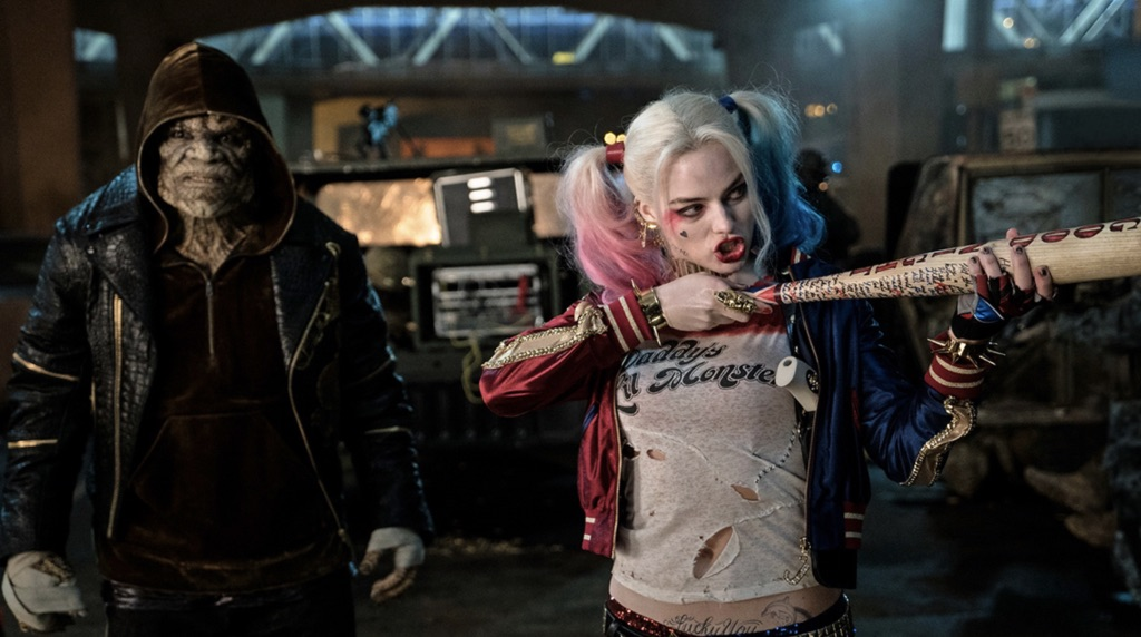 Margot Robbie is opening up about the weirdness that is Harley Quinn