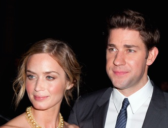 It turns out Emily Blunt likes John Krasinski's dad bod better than his super-muscles