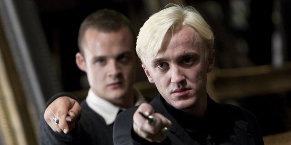 Whoa! This deleted Draco Malfoy scene would have been a total game changer