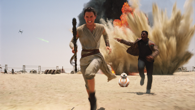 'Star Wars' just broke another HUGE record
