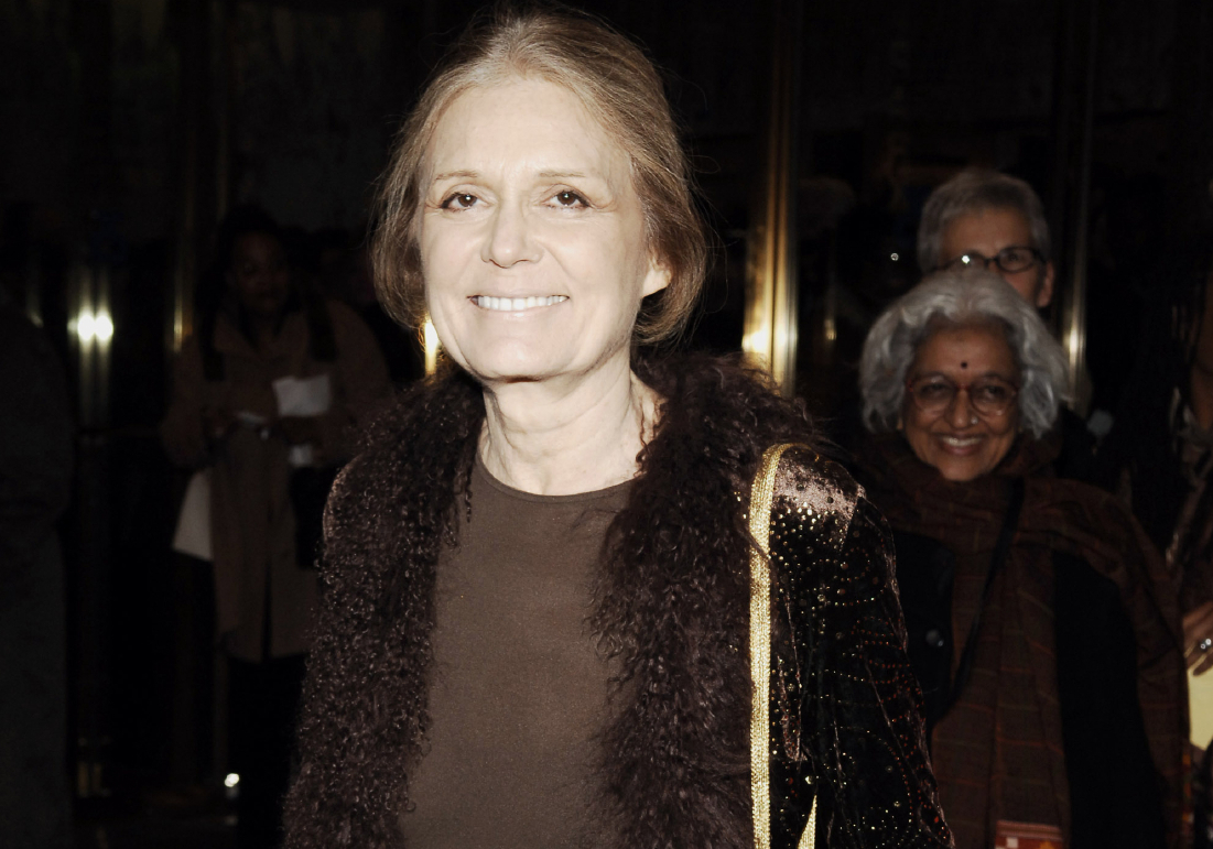 Gloria Steinem explains why intersectionality is key to feminism